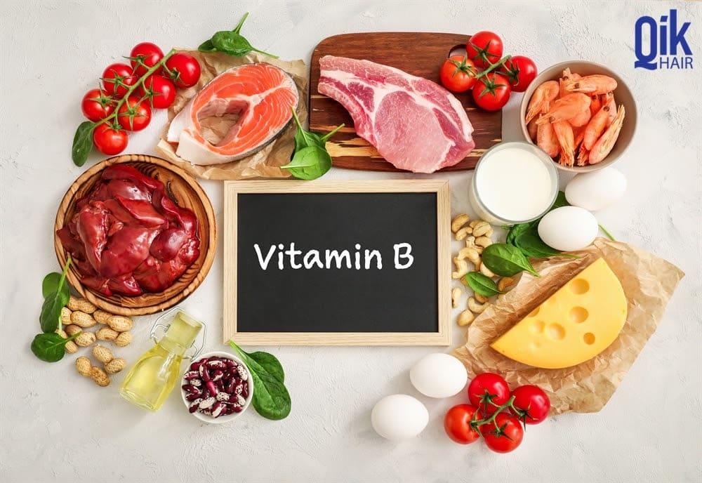 thuc pham giau vitamin b