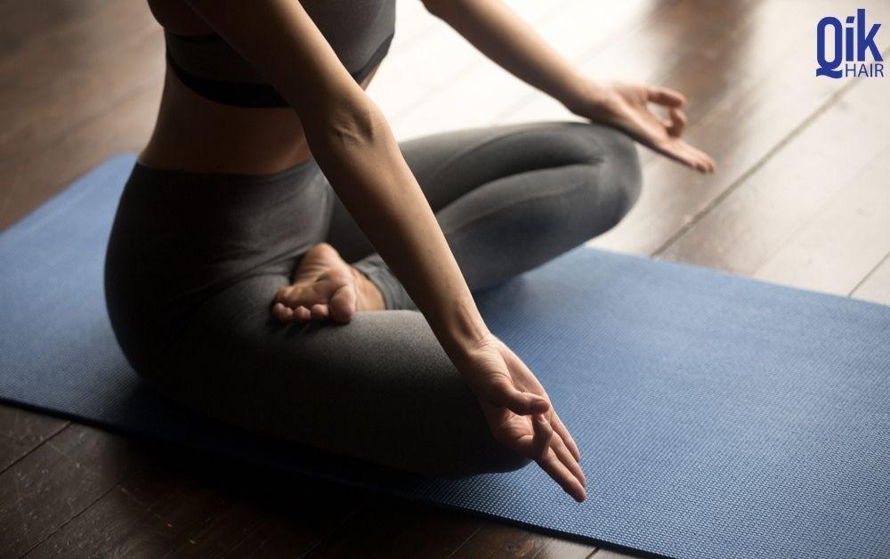 tu the tap yoga Bhastrika Pranayama giam rung moc toc chac khoe