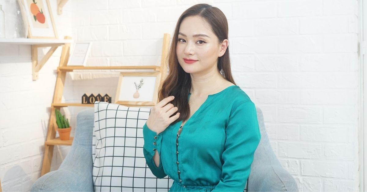 lan phuong chia se qik hair for women