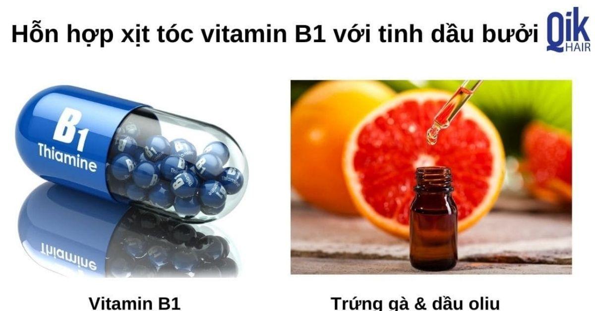 hon hop xit len toc voi vitamin b1 va tinh dau buoi